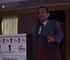 Empowering Farmers, Seminar on Scientific Use of Pesticides,FICCI,, Vinay Mathu,Madhu Gill,Ram K Mudholkar